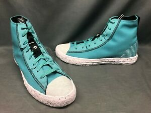 Converse Men's Chuck Taylor All Star Crater Hi Sneakers Size 9.5 DISPLAY MODEL!