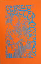 PEANUT BUTTER CONSPIRACY Psychedelic Poster Esoteric Sale