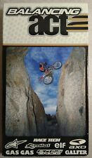 Balancing Act 2 - Dirt Bike VHS - Geoff Aaron - Freeriding - Extreme Motorcycle