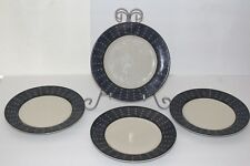 "Coventry - Liberty Stoneware Salad Plates - 8"" (Set of 4)"