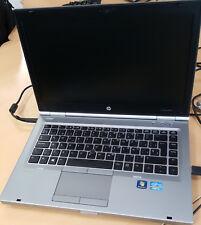 PORTATIL HP ELITEBOOK 8470P INTEL I5 2.60GHz 4GB con SSD 256Gb
