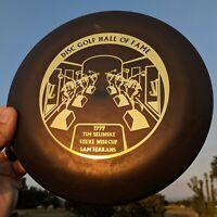 Rare Black PFN Hall of Fame DX Aviar Disc Golf Innova ---2 Ring San Marino---