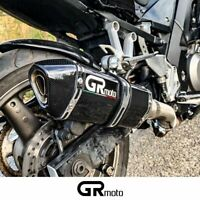 "Carbon Exhaust Slip on 51mm 2"" GRmoto"