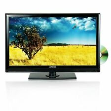 """Axess 13.3"""" High-Definition 1366 x 768 LED TV with DVD Player TVD1801-13"""
