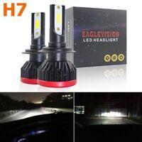 Mini H7 100W 20000LM Auto LED Headlight Kit DOB Chip Bulbs Light 12V 24V 6500K