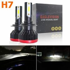 Mini H7 100W 20000LM Auto LED Headlight Kit DOB Chip Bulbs Light 12V 24V 6500K