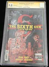 The Sixth Gun: Sons Of The Gun #1 2013 3X Ss Comicspro Ed. Cgc 9.8