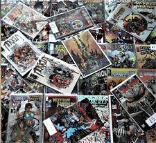 6 x Image Comics - Spawn,Gen 13,Wildcats,Supreme,Witchblade & More - Bargain!