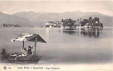 B5414 Isola ella e Superiore Lago Maggiore