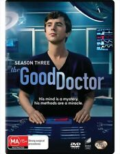 The Good Doctor Season 3 BRAND NEW Region 4 DVD.....