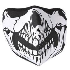 Neoprene Skull Mask Skeleton Motorcycle Biker Face Bandana Ski Paintball Snood