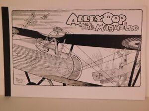 Alley Oop The Magazine #4 V.T. Hamlin Spec Productions