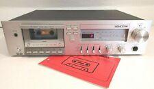 SABA CD 362 Logic Control Cassette Deck Tapedeck HighEnd + Manual TOP