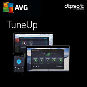 TuneUp Utilities 2021 1 PC AVG Tune Up Vollversion Tune Up /Nf.v. 2020, 2019 DE