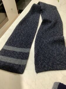 New MJ Bale 100% merino wool scarf new quality