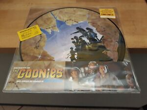 THE GOONIES Dave Grusin (OST) LP Picture Disc Limited Edition NUOVO RSD