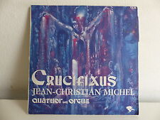 JEAN CHRISTIAN MICHEL Crucifixus quatuor avec orgue  121287