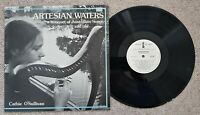 CATHIE O'SULLIVAN - ARTESIAN WATERS - OZ LARRIKIN RECORDS FOLK LP 1980 NEAR MINT