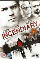 INCENDIARY - Ewan McGregor, Michelle Williams, Matthew MacFadyen (DVD 2009)