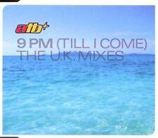 ATB 9 PM (the UK mixes, 1999) [Maxi-CD]
