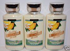 3 Bath & Body Works Signature SPARKLING LIMONCELLO Body lotion SHEA VITAMIN E