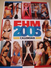 FHM 2005 CALENDAR Amanda Beard + Willa Ford + Leeann Tweeden + Tara Dakides