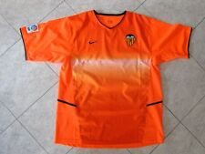 Maglietta / jersey / camiseta Valencia CF 2002-2003 Nike