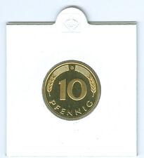 Rfa 10 Peniques Pp (Seleccione Usted entre El Promociones: 1950-1973 Y Dfgj )