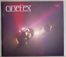 Cinefex #9 - BLADE RUNNER - *SIGNED* - Bladerunner - Rutger Hauer Turkell Hong
