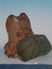 X Type Paratroopers Parachute & Reserve