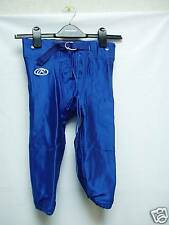Youth Game Practice Football Pants Royal Large NWOT