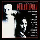 ORIGINAL SOUNDTRACK  -  PHILADELPHIA  -  CD, 1993