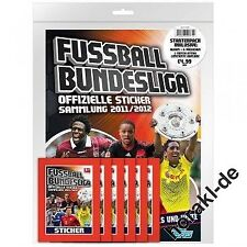 Starter-Pack Bundesliga 2011/2012 Saison 11/12 Album + Sticker Starterpack neu