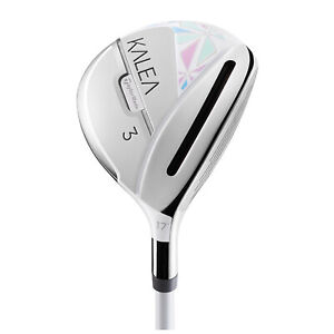 TaylorMade Ladies Kalea Fairway Wood Golf Club Graphite Shaft Right Handed