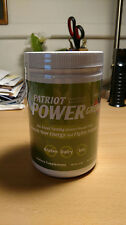 *DOUBLE STRENGTH*PATRIOT HEALTH ALLIANCE POWER GREENS JUICE POWDER SUPPLEMENT!!