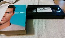 Ricky Martin Video Collection VCR