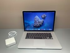 Apple MacBook Pro 15 inch Laptop * QUAD CORE i7 * 16GB RAM * OS2020 * 2TB SSD!
