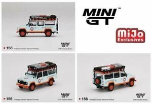 MiJo Exclusive True Scale Miniatures Mini GT -Mijo Exclusive Land Rover Defender