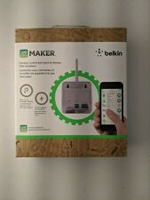 Belkin WeMo Maker Home Automation Brand New In Box