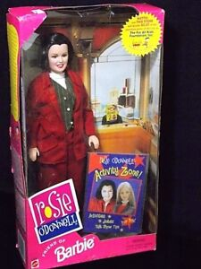 Mattel Rosie O'Donnell Friend Of Barbie Doll Barbie doll collector