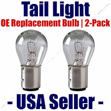 Tail Light Bulb 2pk - OE Replacement Fits Listed Cadillac Vehicles - 1157