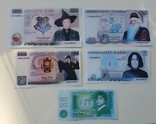 HARRY POTTER FANTASY MONEY