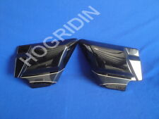 09 - 16 HARLEY ULTRA TOURING ROAD KING SIDE COVERS GLIDE ELECTRA GLIDE STREET