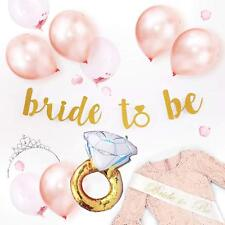 UAV Rose Gold Bachelorette Party Decorations | Premium Bachelorette Shower