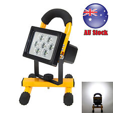 Rechargeable 50W 3000LM 7x CREE LED Flood Spot Light Work Outdoor Camping Lamp