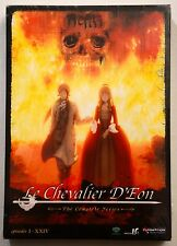 LE CHEVALIER D'EON - Complete Box Set - NEW SEALED DVDS!! (non S.A.V.E.) OOP