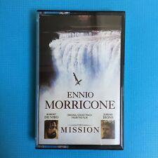ENNIO MORRICONE - The Mission - 1986 Original Soundtrack Cassette Tape