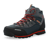 Hot Mens Waterproof Trail Hiking Boots Atheltic Non Slip Walking Outdoor Shoes