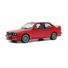 Bmw M3 E30 1986 1/18 solido (red)