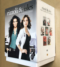 Rizzoli & and Isles - The Complete Series Box Set 1-7 DVD 24-Discs Box Set *New*